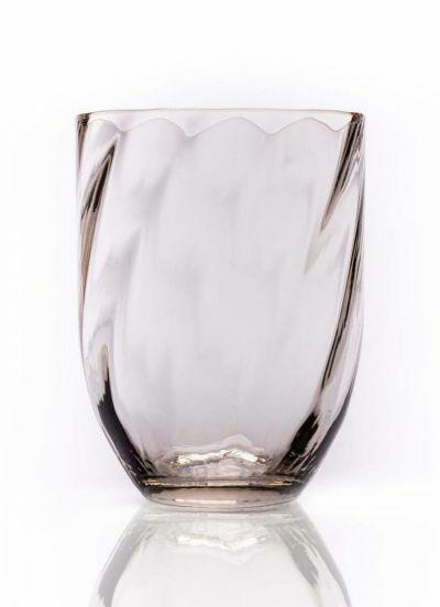 Anna Von Lipa Swirl Tumbler Glas Cashmere