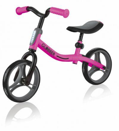 Globber Løbecykel Neon Pink