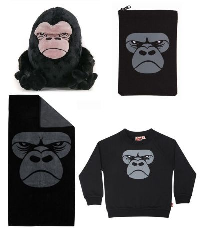 Gorillapakke Assorteret