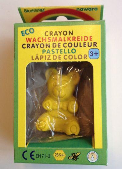 Oekonorm Waxfigure Classic Yellow
