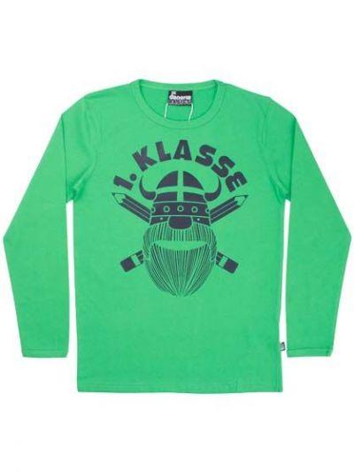 BASIC Longsleeve Zest green 1. KL