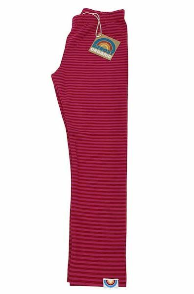 BIFROST - Honning Leggings Red/Hot Pink