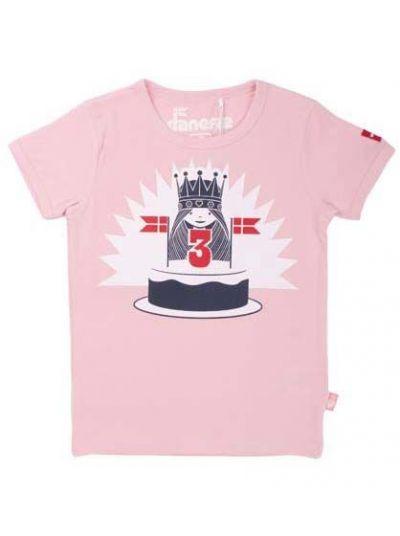 Rainbow Ringer Baby Pink B-DAY FREJA