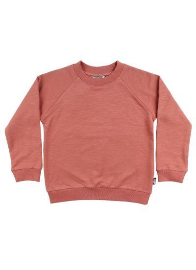 ESS - ORGANIC Mineral Sweater Grey Rose