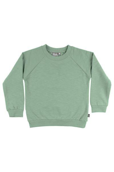 ESS - ORGANIC Mineral Sweater Dry Sage