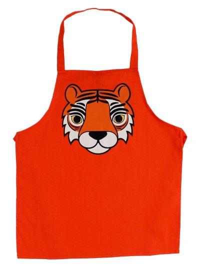 DYR Apron - Kids Orange TIGER