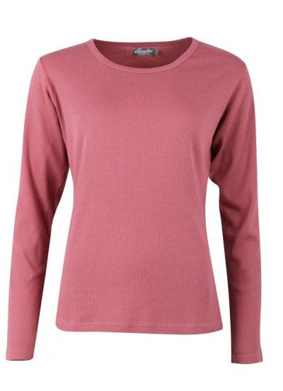 ESS - ORGANIC Partner LS Warm Rose