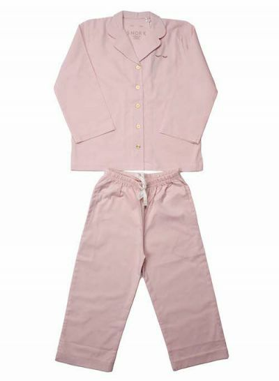 SNORK Emilie Pyjamas Dusty Rose