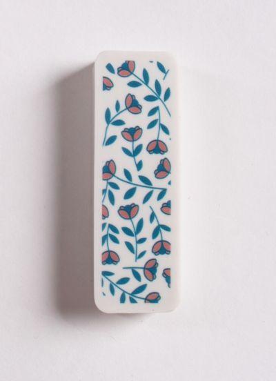 Eraser Blue FLEURIE