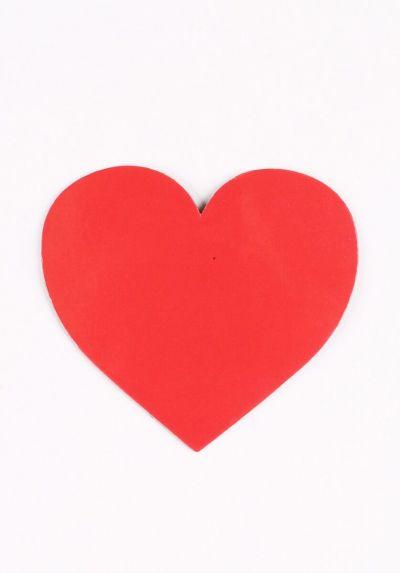 Paper Magnet Hjerte