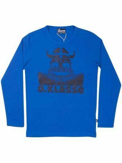 BASIC Longsleeve Shy blue 0.KL