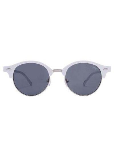 Solbriller Crusheyes IRIS White/Smoke
