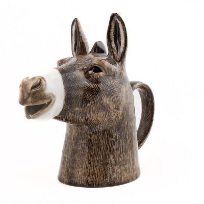 Quail Jug Large Donkey