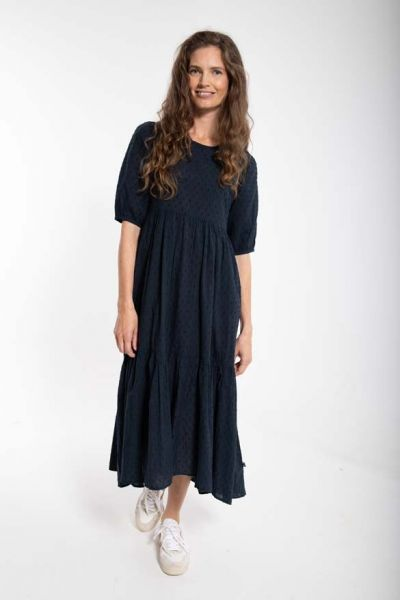 Juli Dress Dusty Navy