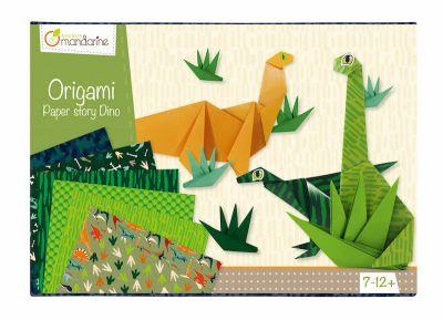 Avenue M Creative Box Origami Dinosaur