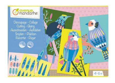 Avenue M Creative Box Cuting-Gluing