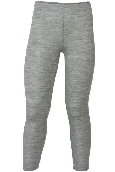Engel Natur Kids Leggings Lt Grey Melange