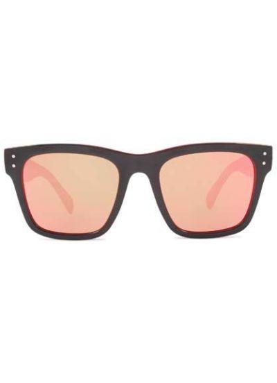 Solbriller Kreedom WILDLIFE Black/Red Mirror