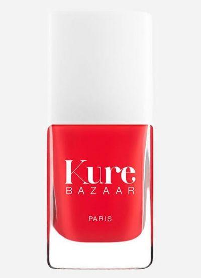 Kure Bazaar Neglelak  Vinyle Bright Red