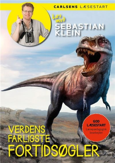 Carlsen-Læs med Sebastian Klein  Verdens Farligste Fortidsøgler