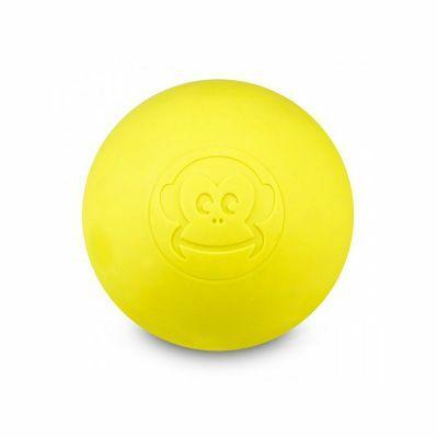 Lacrosse Massagebold Yellow