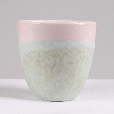 WAUW Pastello Kop Lysgrøn//Pink