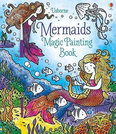 Usborne-Magic Painting Book Mermaids