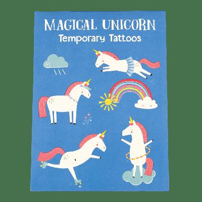 RL Temporary Tattoos Magical Unicorn