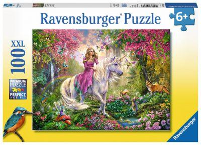 Ravensburger Puzzle 100 Brk Magical Ride