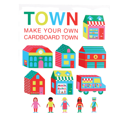 RL Make your own - Cardboard Town