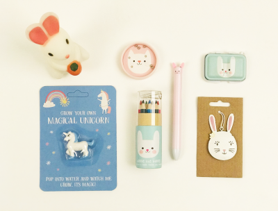 Medium Bunny Legepakke Assorteret