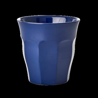 Rice Melamin Kop - Medium Navy Blue