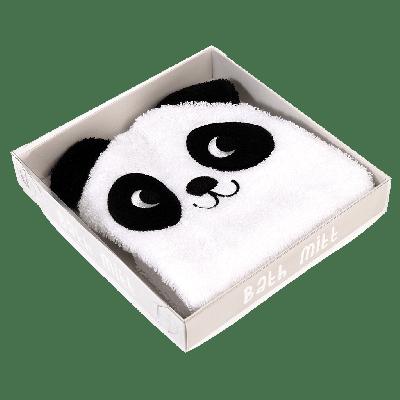 RL Bath Mitt Miko the panda