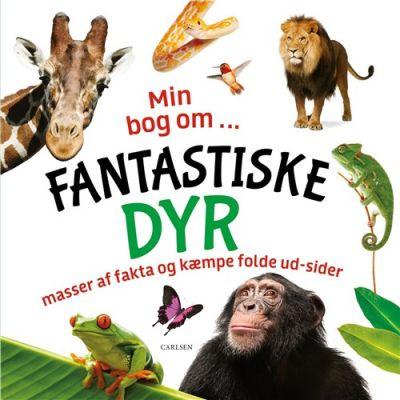 Carlsen-Min Bog Fantastiske Dyr