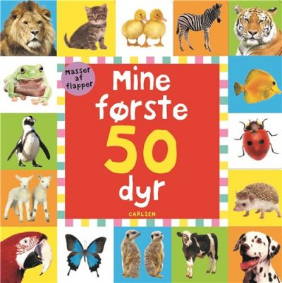 Carlsen-Mine Første 50 Dyr Assorteret