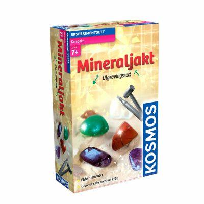 Spilbræt Science Kit Minerals