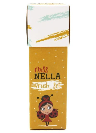 Miss Nella-Brush Set Nude