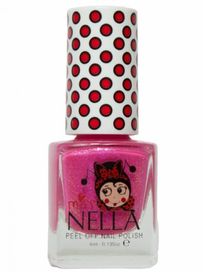Miss Nella-Neglelak Tickle me Pink