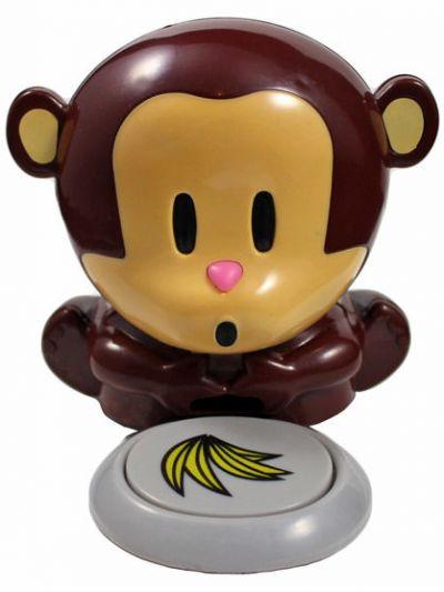Monkey Nail Dryer Brown