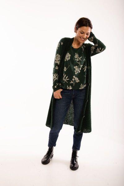 Nanoq Vest Black green