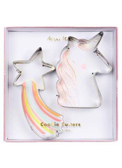 Meri Meri - Cookie Cutter 2Pcs Unicorn