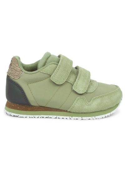 WODEN Nor Suede Dusty Olive