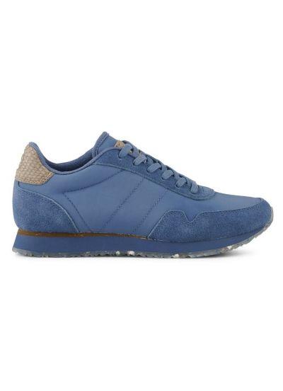 WODEN Nora III Leather Vintage Blue