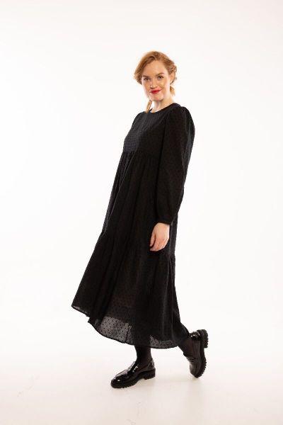 Oktober Dress Black
