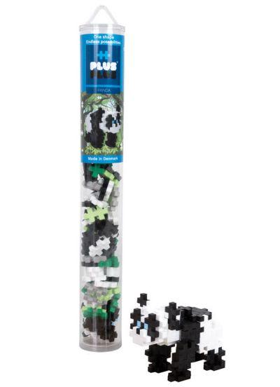 Plus Plus Tube 100 PCS Panda