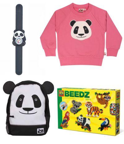 Pandapakke Assorteret