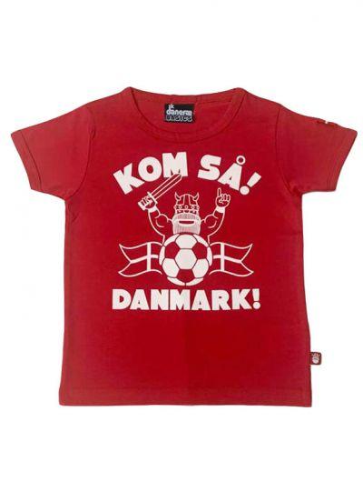 Basic SS Red KOM SAA DANMARK - ERIK