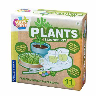 Spilbræt Kids First Plants