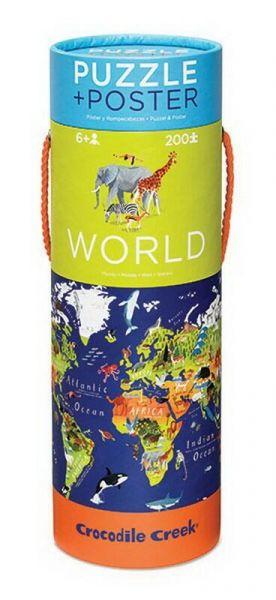 Joytoy Poster & Puzzle World