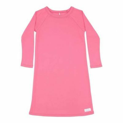 SNORK LS Nightdress Pretty Pink